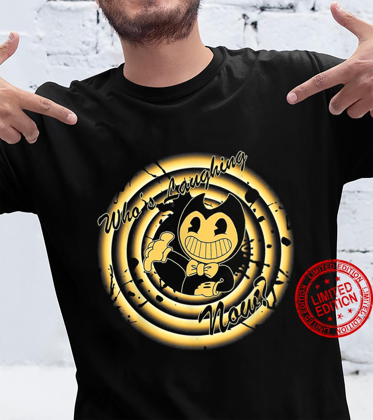 BendyInkMachineMerch Shirt