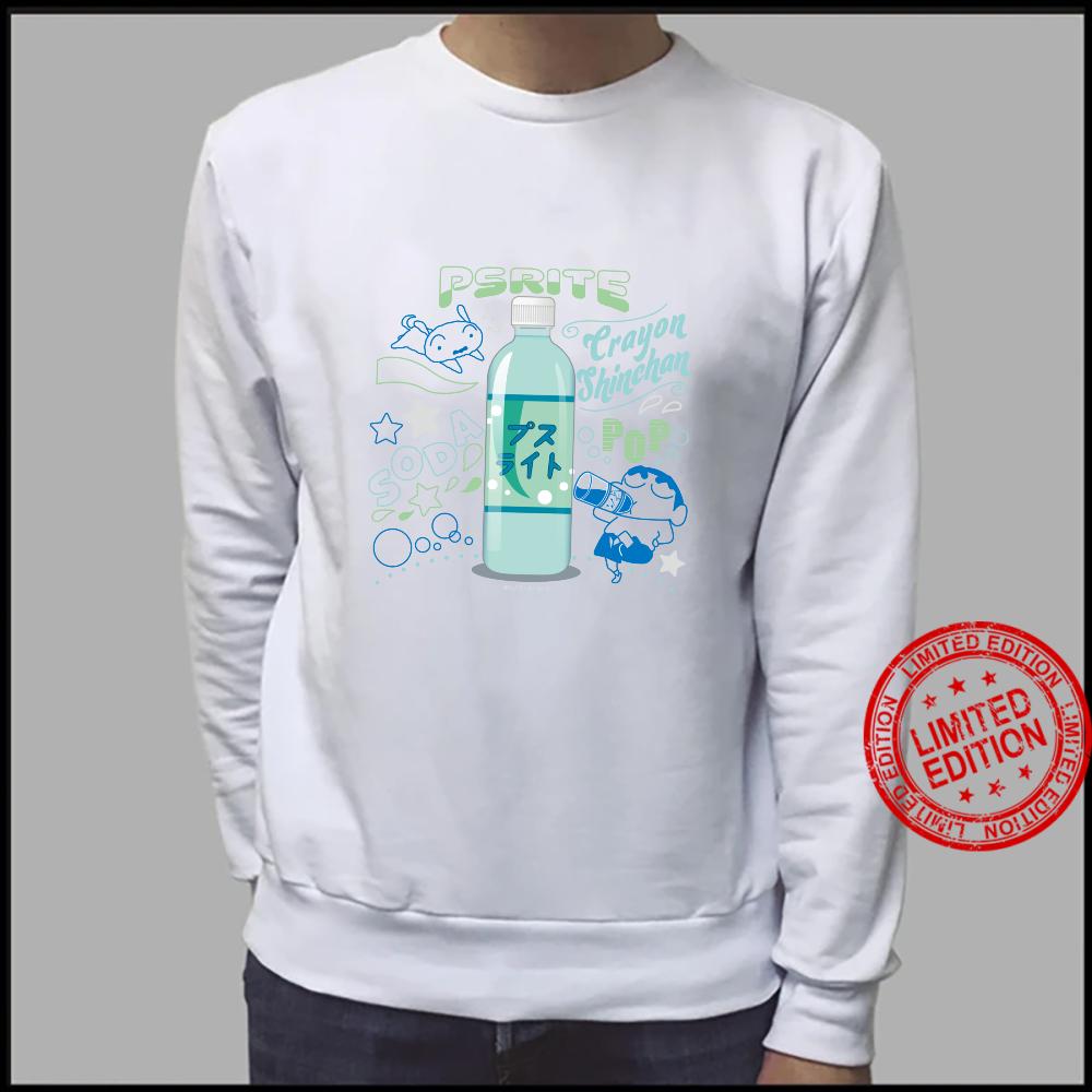 Crayon Shinchan Shinchan and Pusuraito Shirt sweater