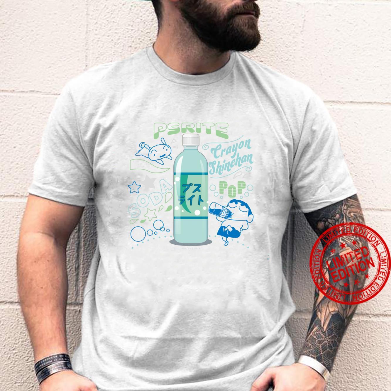 Crayon Shinchan Shinchan and Pusuraito Shirt
