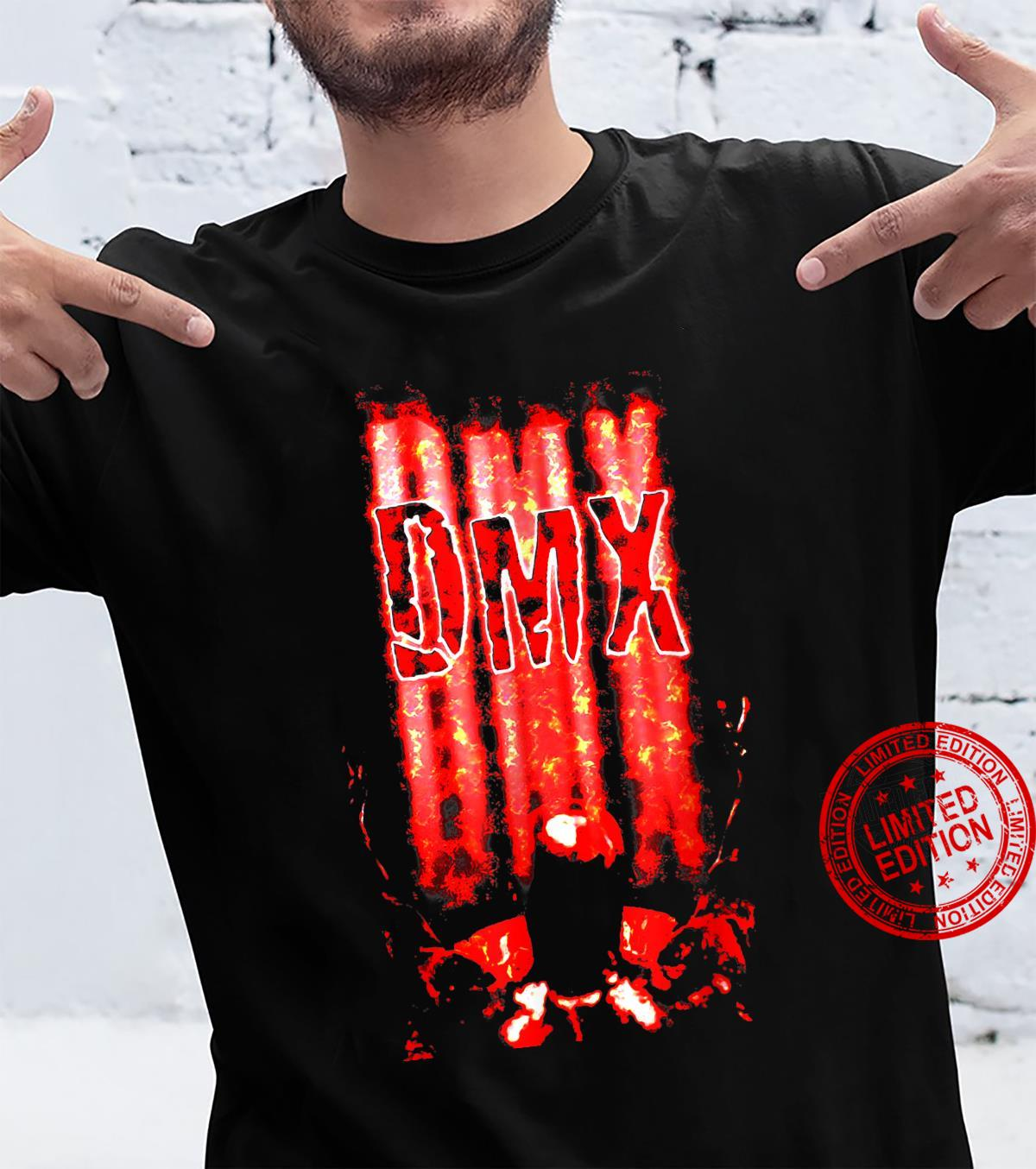 DMX virtual style Limited Design Shirt