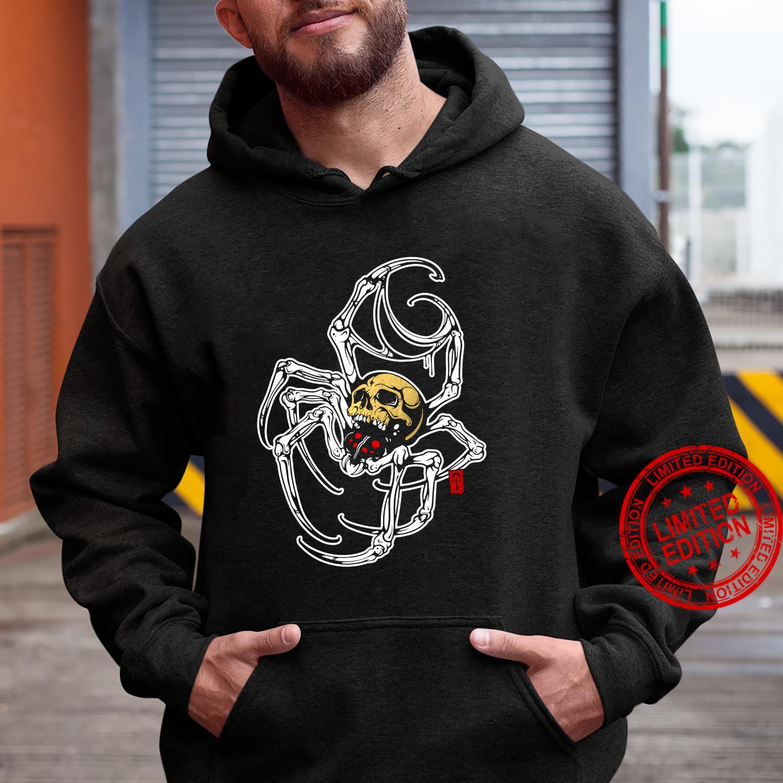 Death Spider Shirt hoodie
