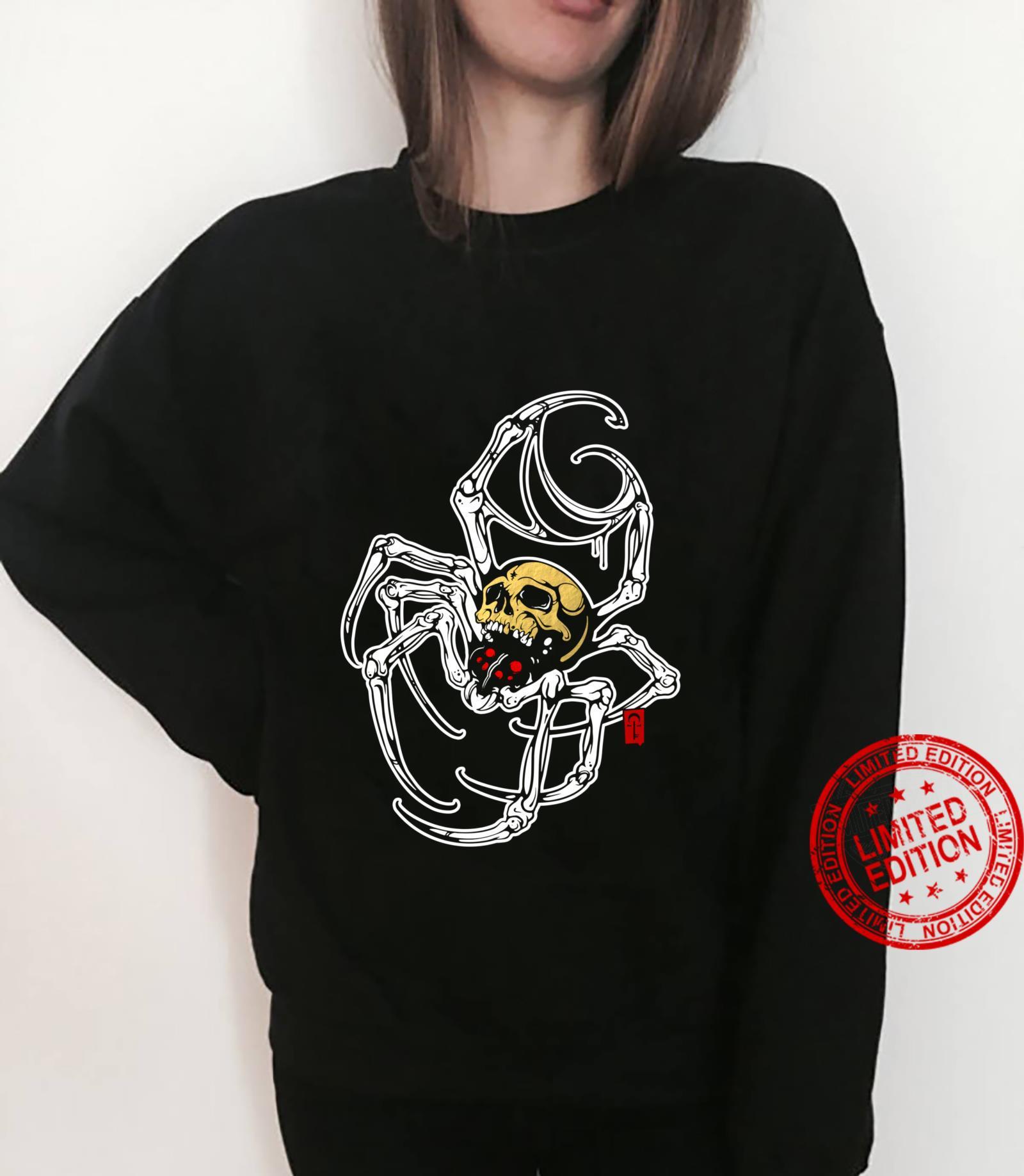 Death Spider Shirt sweater