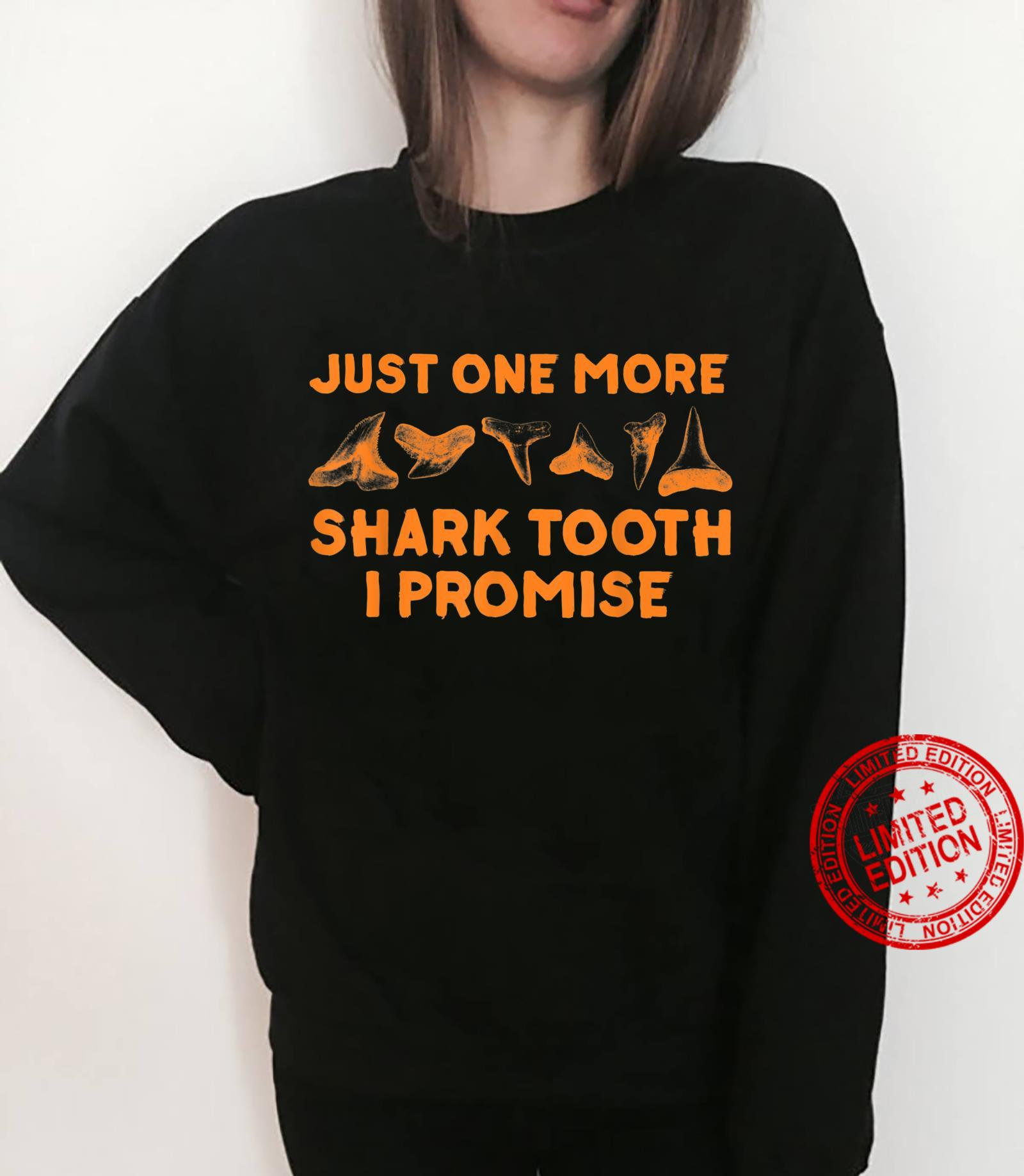 Funny Fossil Sharkth Paleontologists Shirt sweater