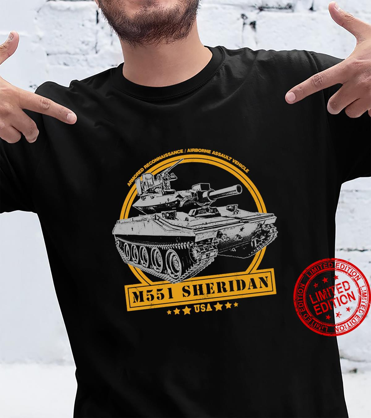 M551 Sheridan Shirt
