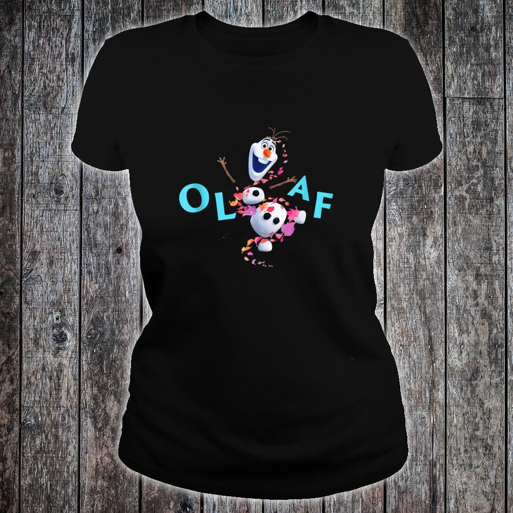 Frozen Olaf Smiley Face Youth T-Shirt