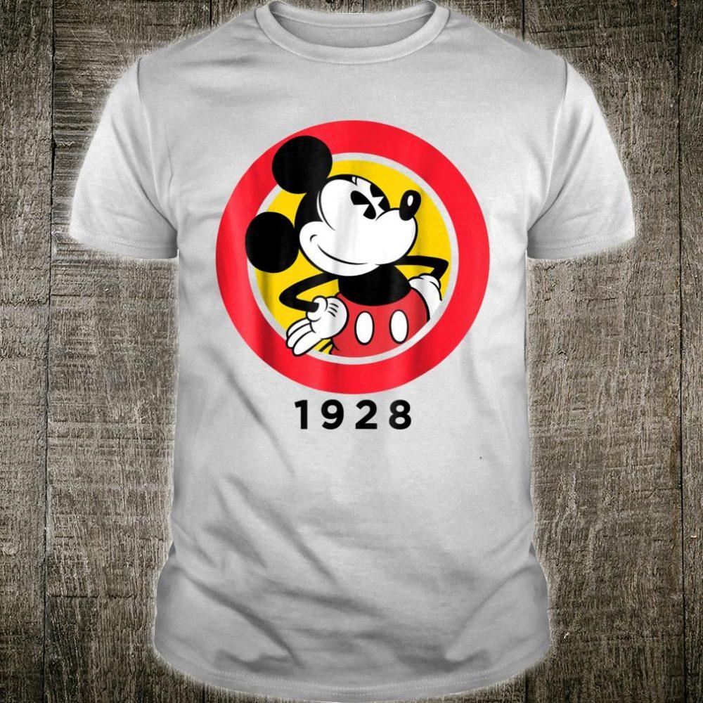 Disney Mickey Mouse 90th Anniversary Shirt