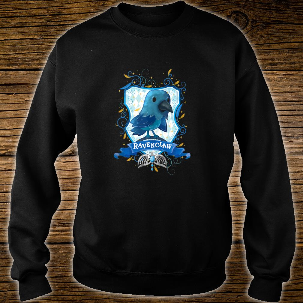"""Harry Potter /""""Ravenclaw Crest/"""" Hoodie or Long Sleeve T-Shirt"""