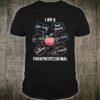 Life Changing Paraprofessional Para Squad Paraprofessional Shirt