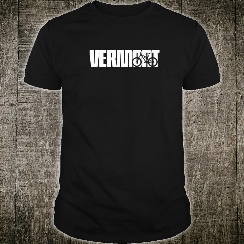 Mountain Bike Vermont VT MTB Shirt