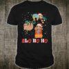Sloth Slo Ho Ho Ho Christmas Shirt